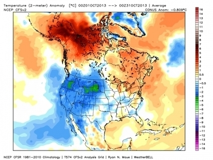 Alaska Roasts During October, Reigniting Wildfire | Climate Central | Sustain Our Earth | Scoop.it