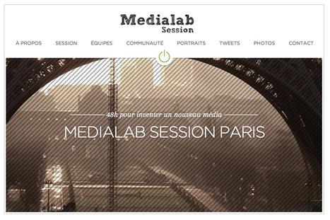 Inventer le media de demain à la Medialab Session   Knowtex Blog   Machines Pensantes   Scoop.it