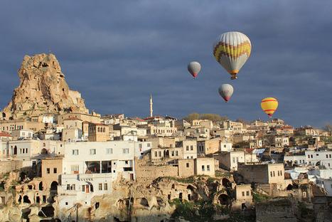 Une gigantesque ville souterraine découverte en Turquie | histoire | Scoop.it