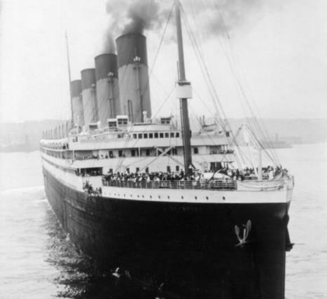 Titanic and Other White Star Line Ships | Titanic | Scoop.it