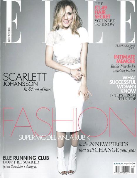 Jonathan Saunders & Scarlett Johansson | WTF Fashion | Scoop.it