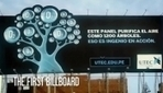 An Air-Purifying Billboard That Absorbs Pollution - DesignTAXI.com | Technologeons (verbe du premier groupe) | Scoop.it