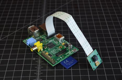 New Project: Skill Builder: Raspberry Pi Camera Module | Raspberry Pi | Scoop.it