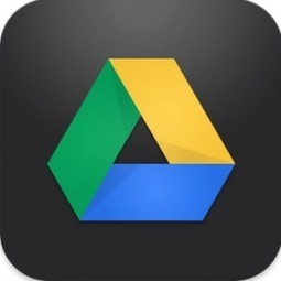 Google Drive ios app adds live editing and collaborating. | ipadders.eu | iPad Apps for Education | Scoop.it