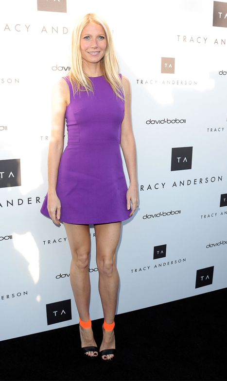 Get It Girl! Gwyneth Paltrow Brings Us Straight Into Spring - Sexy Balla | News Daily About Sexy Balla | Scoop.it