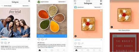 Instagram is making its ads more visible and interactive | Colo's | Scoop.it