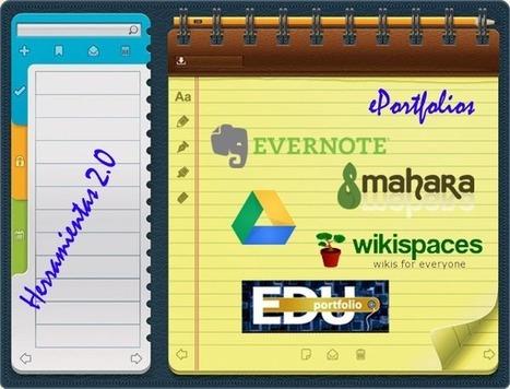 Herramientas 2.0 para evaluar el aprendizaje: ePortfolios | Curso #ccfuned: PORTAFOLIO DIGITAL EN EDUCACIÓN. | Scoop.it