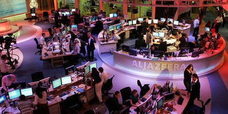 Al-Jazira va lancer une chaîne en français | DocPresseESJ | Scoop.it