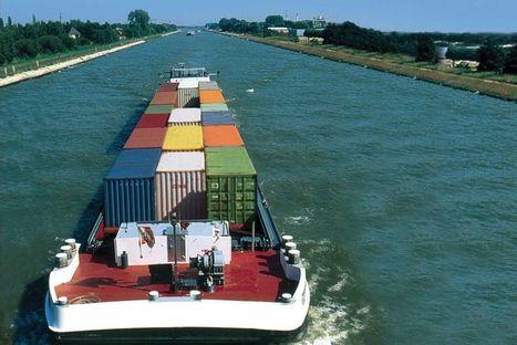 (IdF) L'Île-de-France apporte son écot au projet de canal Seine Nord-Europe | L'Usine Nouvelle | PSN - Filière Logistique-Portuaire | Scoop.it