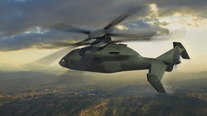 The Next Generation Attack Aircraft Concept From Boeing And Sikorsky | TechSmurf Futuristic Technologies | Scoop.it
