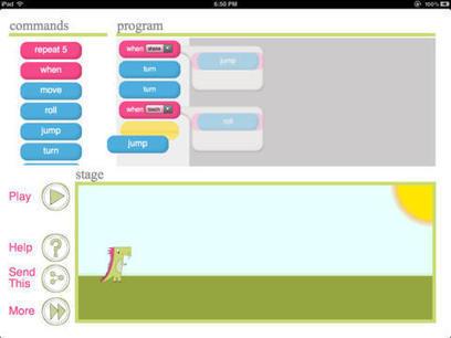 Las 7 mejores aplicaciones para aprender a programar en iPad desde niños | iPad classroom | Scoop.it