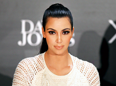 Kim Kardashian|Bustier Gown At GQ Men Of The Year Awards | Sizzling Views | Scoop.it