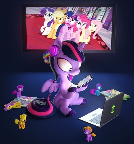 The Rise and Fall and Rise of Hasbro's TV Strategy | TV is everywhere | Scoop.it