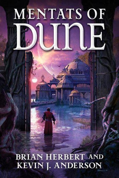 """Capa de """"Mentats of Dune""""   Ficção científica literária   Scoop.it"""