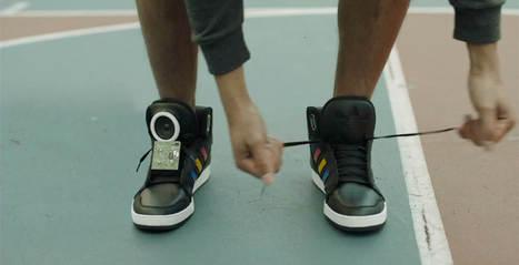 adidas + google talking shoes by art, copy & code | That's hot | Scoop.it