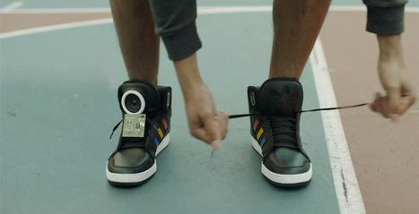adidas + google talking shoes - art, copy & code | BTS CVM Bréquigny | Scoop.it