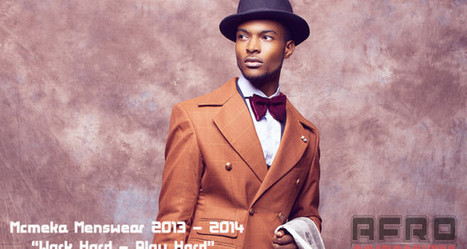 LOOKBOOK: McMeka Unveils It's 'Work Hard Play Hard' Menswear Collection | AfroCosmopolitan | Fashion | Scoop.it