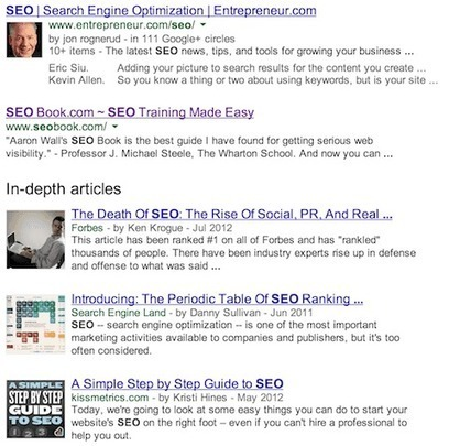 7 Essential Ingredients Every SEO Campaign Needs - Quick Sprout - laura.mata9@gmail.com - Gmail | Social Media | Scoop.it