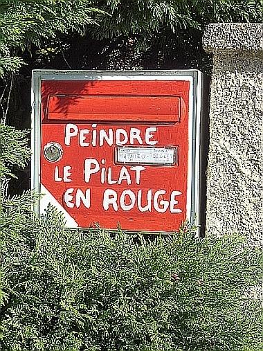 Peindre le Pilat en rouge - La Revue des Ressources   oenologie en pays viennois   Scoop.it