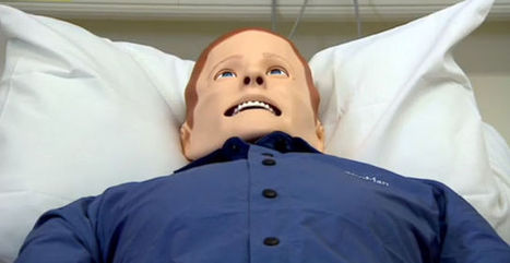 Augmented Reality Increase Realism Of Medical Mannequins - Ubergizmo | Augmented Reality  in Education | Scoop.it