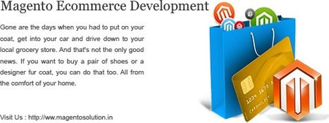 Choose Magento development India to build customized online store with best features | Magento Services India | Scoop.it