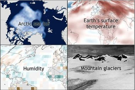 NOAA State Of The Climate In 2013: 'Our Planet Is Becoming A Warmer Place' | Nature | Scoop.it