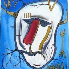Tarek | Sky - Artsper | The art of Tarek | Scoop.it