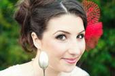 Amélie Wedding Inspiration | Bridal Hair and Beauty | Scoop.it