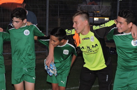 Kids' soccer leagues aim to bridge Israel's religious divide | Jewish Education Around the World | Scoop.it