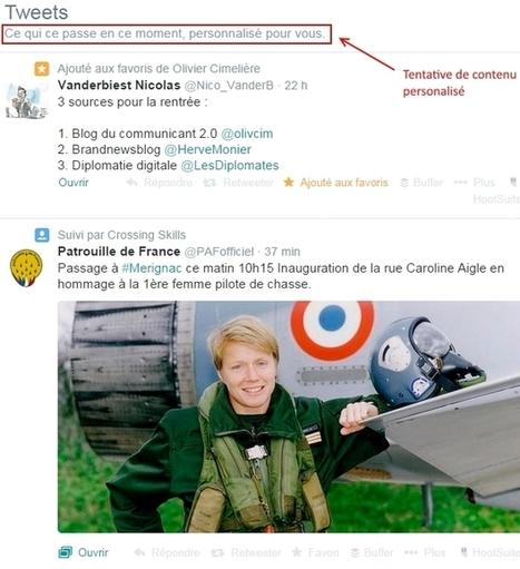Twitter vs Facebook: la guerre du contenu | Diplomatie Digitale | Stratégie Digitale et entreprises | Scoop.it