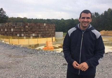 Clavier : le chantier biomasse démarre au home d'Ochain   Biométhanisation   Scoop.it