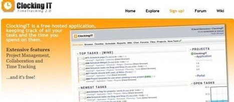 Aplicaciones Open Source para la gestión de proyectos | Software libre, web 2.0 y otras cosas | Scoop.it