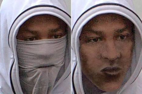 Unmasked: Face of Peckham police station black firebomb suspect | The Indigenous Uprising of the British Isles | Scoop.it