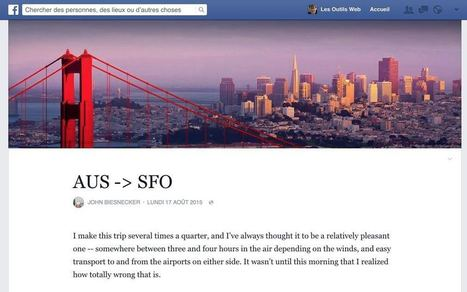 Facebook Notes. Concurrent en vue pour WordPress | Les outils du Web 2.0 | Scoop.it