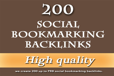 technologyseek : I will manually do Top 200 social bookmarking for $5 on www.fiverr.com | Sports Prediction | Scoop.it