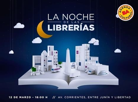 LA NOCHE DE LAS LIBRERÍAS, en CABA | Facebook | Educación 2015 | Scoop.it