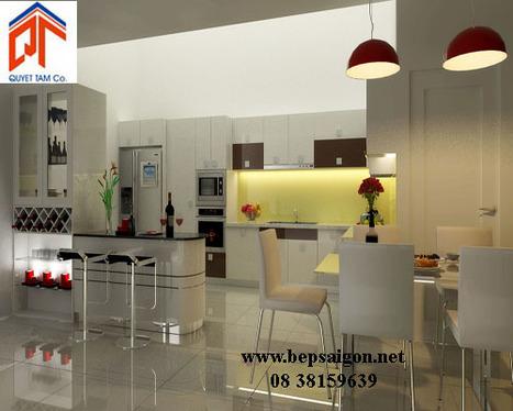 bepsaigon.net - Tủ bếp Anh Phát - Tủ bếp Anh Phát | Tủ bếp Acrylic - MFC | Scoop.it