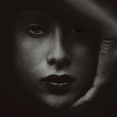 Black & White Portrait Photography by David Terrazas | Interesting Photography | Scoop.it