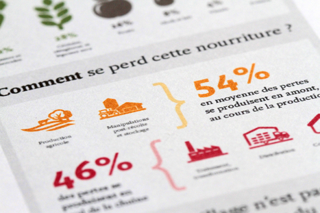 [Infographie] Gaspillage alimentaire | Foodesign | Scoop.it