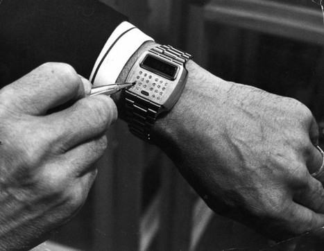 The History Of Wearable Technology | WT VOX | Internet of Things, Quantified Self, Wearable Technology | Scoop.it
