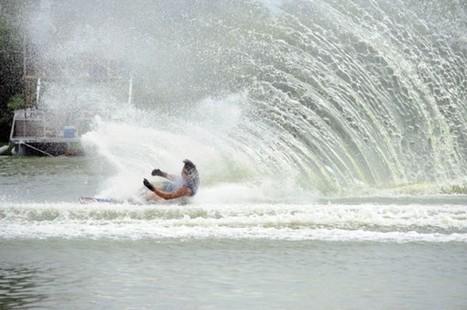 Nine Ways to Fall Less | WATERSKI | Water ski | Scoop.it
