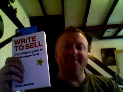 """Review of """"Write To Sell"""" by Andy Maslen 