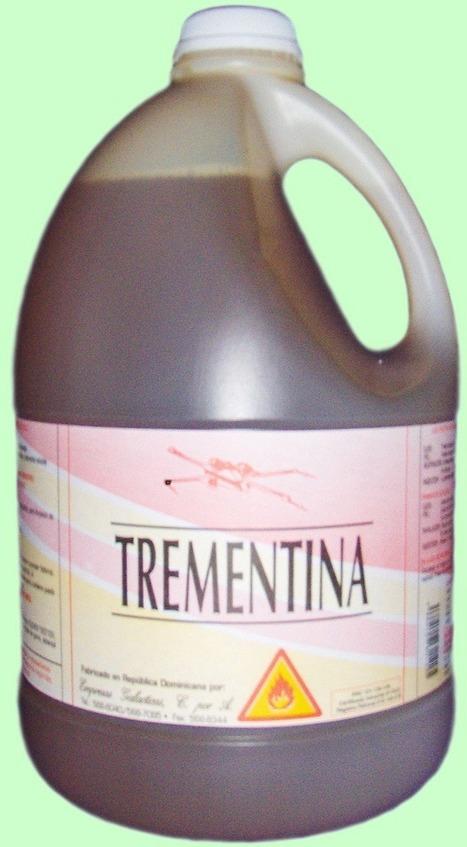 Trementina - Efectos nocivos para la salud   Limpiadores de uso general   Scoop.it