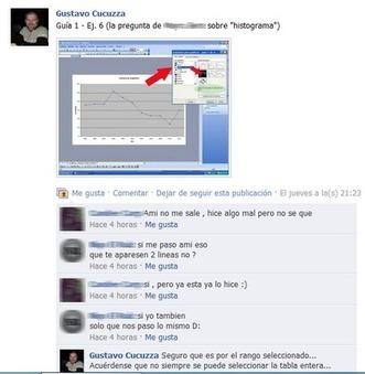 [PQS] Para que sepan: Enseñando en el aula, en la web y en Facebook | El uso de las Tic en educación | Scoop.it