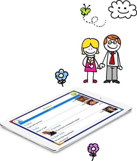 Tocomail - safe email for kids | Technology in Education | Scoop.it