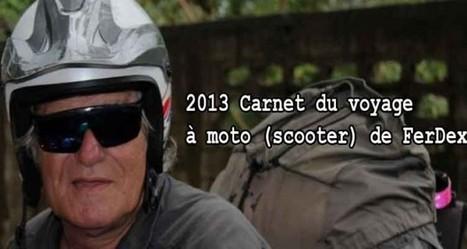 2013 Carnet du voyage à moto (scooter) de FerDex, soit 4500 kilomètres  dans l'Est de la Thaïlande. | Moto évasion, moto rêve, motos balades... S'évader en 2 roues | Scoop.it