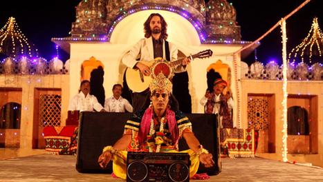 Hebrew poetry + Muslim devotional singing + Rajasthani funk ... | Human Writes | Scoop.it