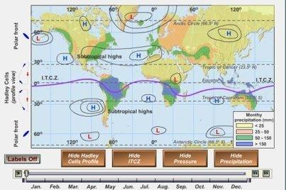Een krachtige El Nino op komst ? » De Geobronnen | Aardrijkskunde | Scoop.it