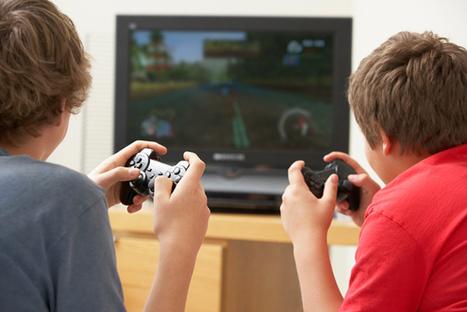 Obesidad infantil: una de las principales consecuencias de la adicción a los videojuegos en Noticias24 | Enfermeria maternoinfantil | Scoop.it