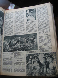 Telugu Film History - Filmfare August 23, 1963 | Classical Dance in Indian Cinema | Scoop.it